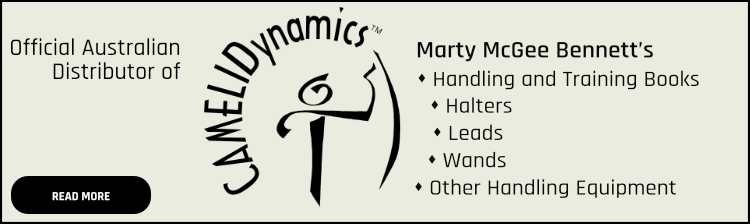 Daisy Bank Alpacas is an official Australian distributor of Camelidynamics Alpaca and Llama Training and Handling Equipment by Marty McGee Bennett